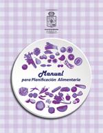 Cubierta para Manual para Planificación Alimentaria