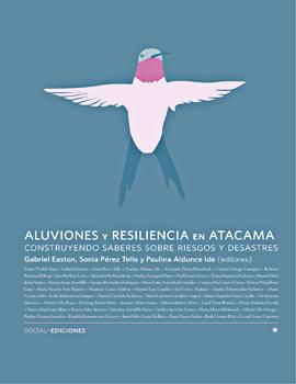 Cubierta para Aluviones y resiliencia en Atacama. Construyendo saberes sobre riesgos y desastres