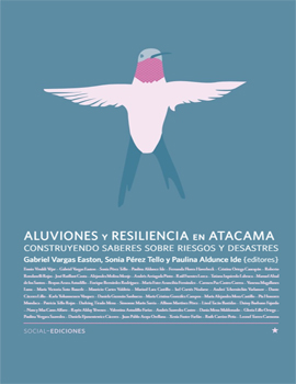Cubierta para Aluviones y resiliencia en Atacama: construyendo saberes sobre riesgos y desastres