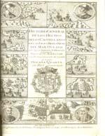 Cubierta para Historia general de los hechos de los castellanos en las islas y tierra firme del mar oceano: decada cuarta al rey nuestro señor