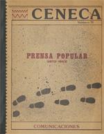 Cubierta para La prensa sectorial popular entre 1973 y 1983