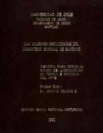 Cubierta para Las imágenes escultóricas del Cementerio General de Santiago: tomo 2