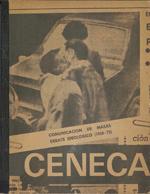 Cubierta para El debate ideológico acerca de la comunicación de masas en Chile: 1958-1973