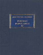 Cubierta para Poesías populares. tomo IV