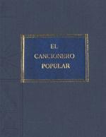 Cubierta para Cancionero popular