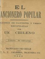 Cubierta para El cancionero popular: colección de canciones y versos