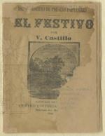 Cubierta para El festivo: primero cuaderno de poesías populares