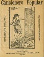 Cubierta para El cancionero popular: cuaderno tercero