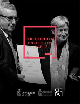 Cubierta para Judith Butler en Chile y en la Chile
