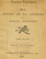 Cubierta para El cantor de los cantores: libro octavo