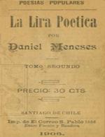 Cubierta para La lira poética: tomo segundo