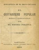 Cubierta para El guitarrero popular: risas i carcajadas [vol.1]