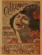 Cubierta para El parnaso: novísimo cancionero : canciones y couplets de actualidad