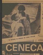 Cubierta para El sistema de prensa en Chile bajo el gobierno militar (1973-1984)