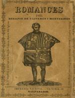 Cubierta para Romances Del desafío de Oliveros i Montesinos