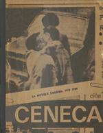Cubierta para La novela chilena: 1974-1984