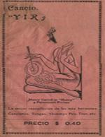 """Cubierta para Cancionero moderno """"Yira-Yira"""": la mejor recopilación de las más hermosas canciones, tangos, shimmys,fox-trot, etc"""