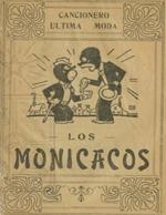 Cubierta para Cancionero última moda: los monicacos
