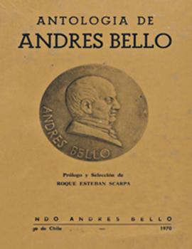 Cubierta para Antología de Andrés Bello