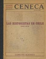 Cubierta para Publicaciones infantiles y revistas de historietas en Chile: 1895-1973