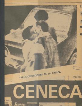 Cubierta para Transformaciones de la crítica literaria en Chile: 1960-1982